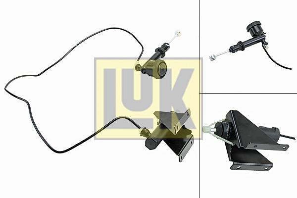 Kit de reparation recepteur d'embrayage LuK 513 0114 10 (X1)