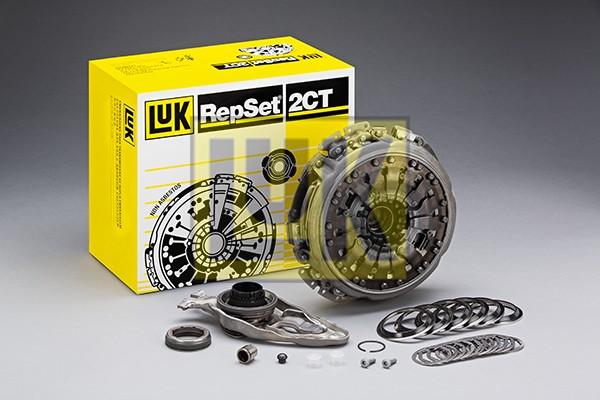 Kit d'embrayage LuK 602 0006 00 (X1)