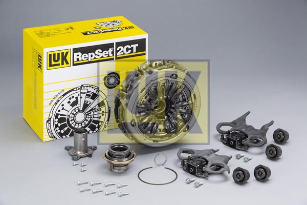 Kit d'embrayage LuK 602 0019 00 (X1)