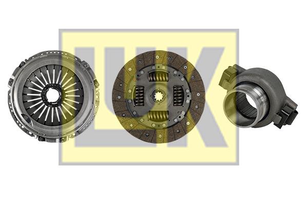 Kit d'embrayage LuK 628 3362 00 (X1)