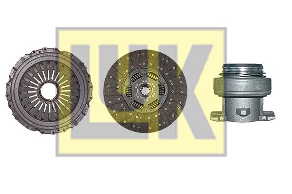 Kit d'embrayage LuK 643 3325 00 (X1)