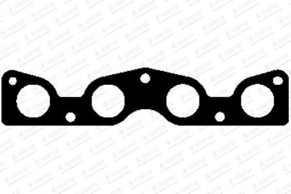 Joint de collecteur d'echappement GOETZE 31-030671-00 (X1)