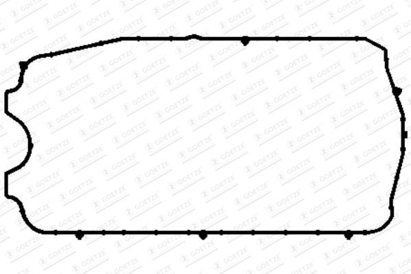 Joint de cache culbuteurs GOETZE 50-030713-00 (X1)