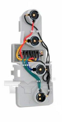 Accessoires de montage feu arrière TYC 11-0463-1 (X1)
