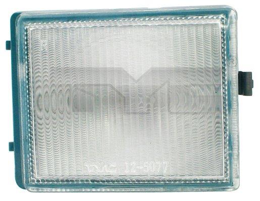 Enjoliveur de phare TYC 12-5077-01-2 (X1)
