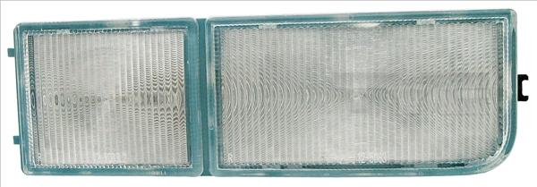 Enjoliveur de phare TYC 12-5084-01-2 (X1)