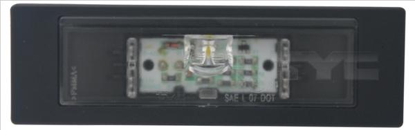 Eclairage de plaque TYC 15-0213-00-9 (X1)