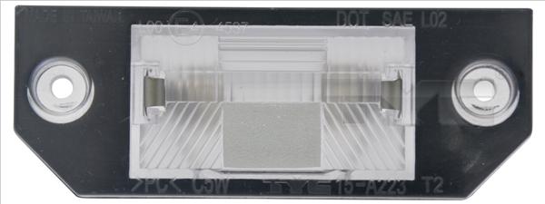 Eclairage de plaque TYC 15-0223-00-9 (X1)