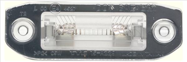 Eclairage de plaque TYC 15-0229-00-9 (X1)