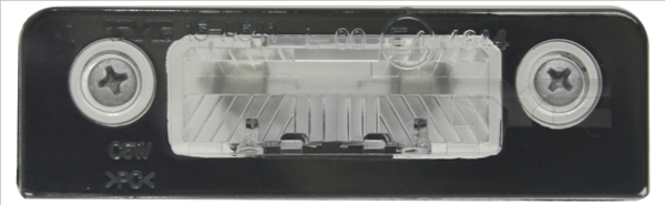 Eclairage de plaque TYC 15-0541-00-2 (X1)