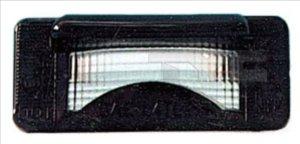 Eclairage de plaque TYC 17-5017-01-2 (X1)