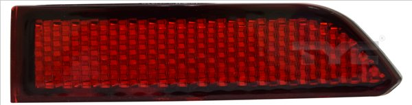 Catadioptre TYC 17-5775-00-6 (X1)