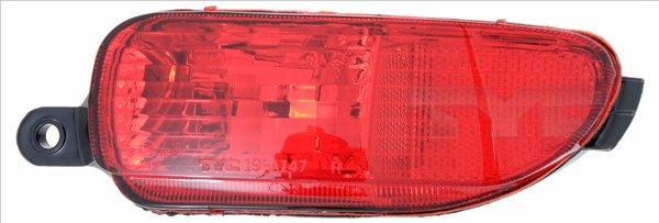 Optique / phare / feu TYC 19-0147-01-2 (X1)