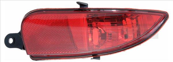 Optique / phare / feu TYC 19-0150-01-2 (X1)