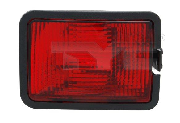 Optique / phare / feu TYC 19-0519-01-2 (X1)