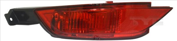 Optique / phare / feu TYC 19-0956-01-2 (X1)