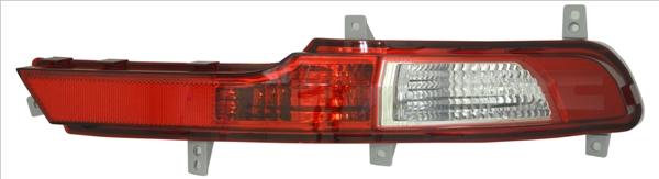 Optique / phare / feu TYC 19-12168-01-2 (X1)