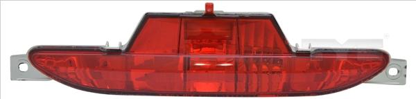 Optique / phare / feu TYC 19-12467-01-2 (X1)