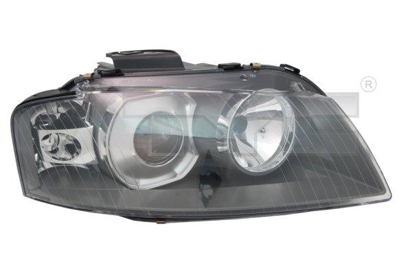 Optiques et phares TYC 20-11685-05-2 (X1)