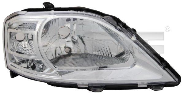 Optiques et phares TYC 20-11883-06-2 (X1)