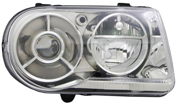 Optiques et phares TYC 20-12318-05-2 (X1)