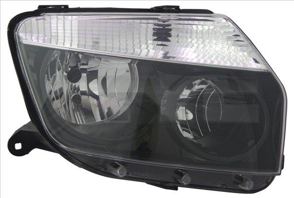 Optiques et phares TYC 20-12478-15-2 (X1)