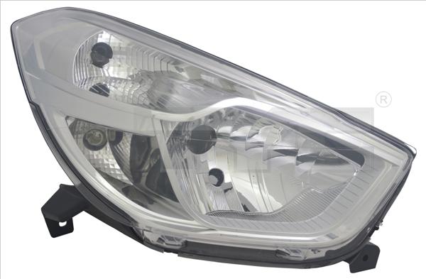 Optiques et phares TYC 20-14729-05-2 (X1)