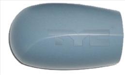 Coquille de retroviseur exterieur TYC 309-0026-2 (X1)