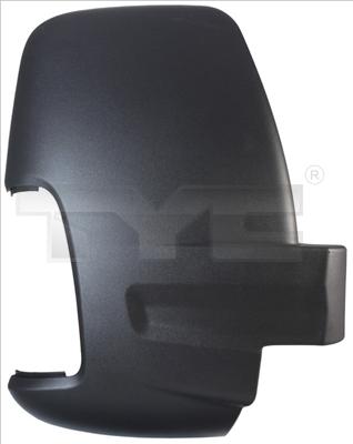 Coquille de retroviseur exterieur TYC 310-0220-2 (X1)