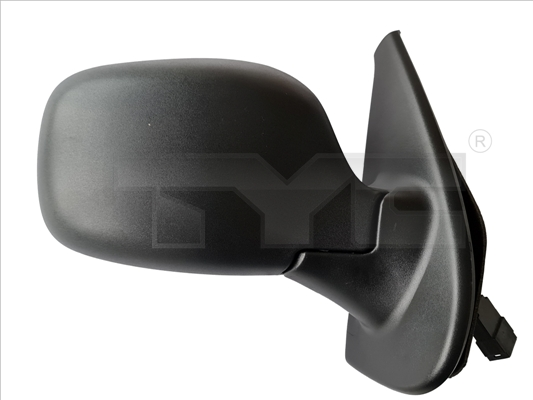 /> Miroir Capuchon droit noir pour Renault Kangoo kc0//1 01