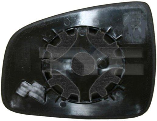 Glace de retroviseur exterieur TYC 328-0126-1 (X1)