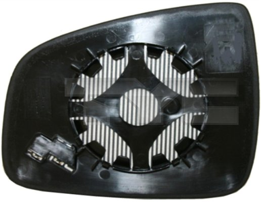 Glace de retroviseur exterieur TYC 328-0128-1 (X1)