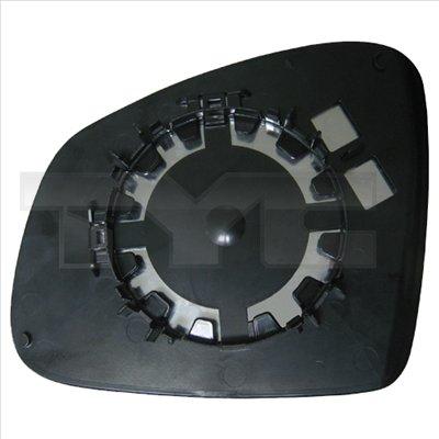 Glace de retroviseur exterieur TYC 328-0223-1 (X1)