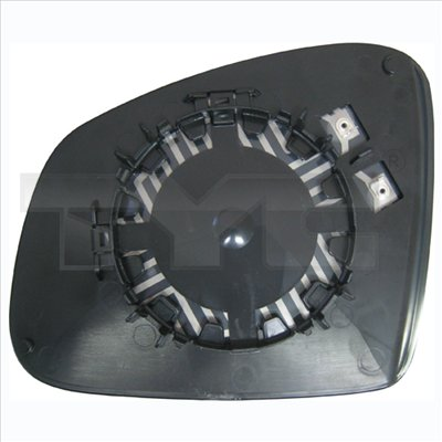 Glace de retroviseur exterieur TYC 328-0225-1 (X1)