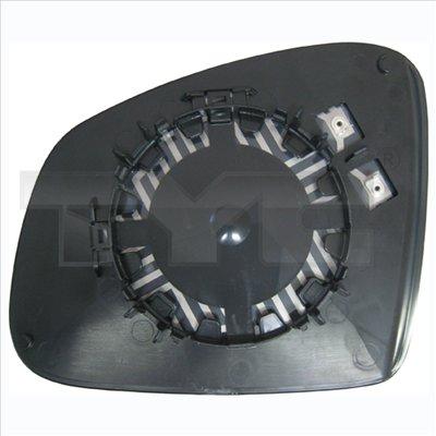Glace de retroviseur exterieur TYC 328-0226-1 (X1)