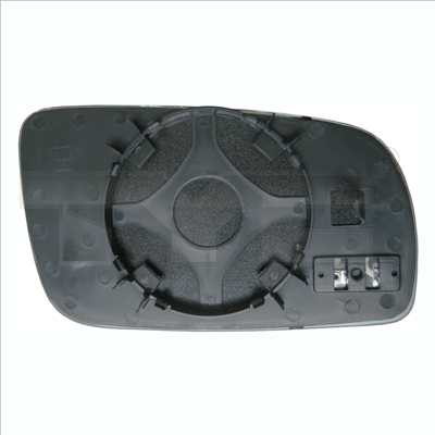 Glace de retroviseur exterieur TYC 337-0016-1 (X1)