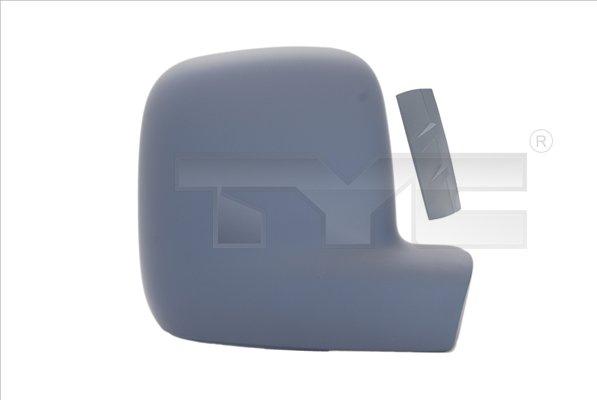 Coquille de retroviseur exterieur TYC 337-0229-2 (X1)
