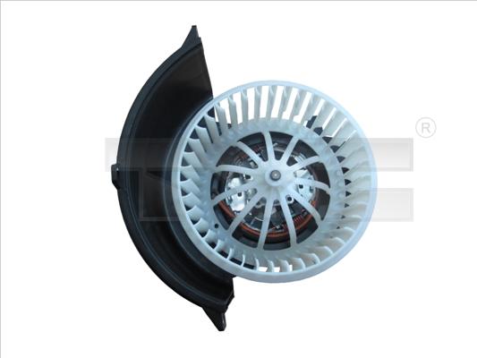 Chauffage et climatisation TYC 537-0012 (X1)