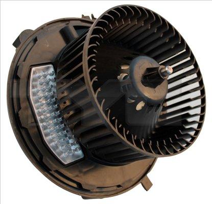 Chauffage et climatisation TYC 537-0017 (X1)