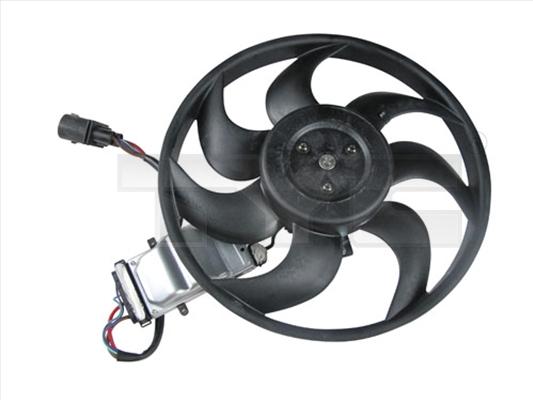 Ventilateur de radiateur TYC 837-0039 (X1)