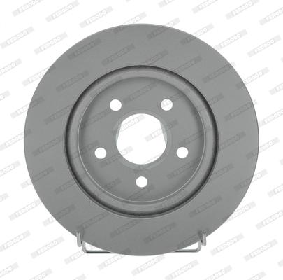 Disque de frein FERODO DDF1108C (Jeu de 2)
