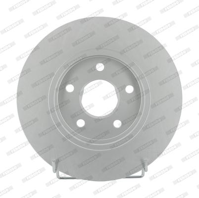 Disque de frein FERODO DDF1126C (Jeu de 2)