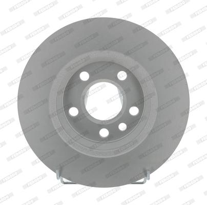 Disque de frein arriere FERODO DDF1158C (Jeu de 2)