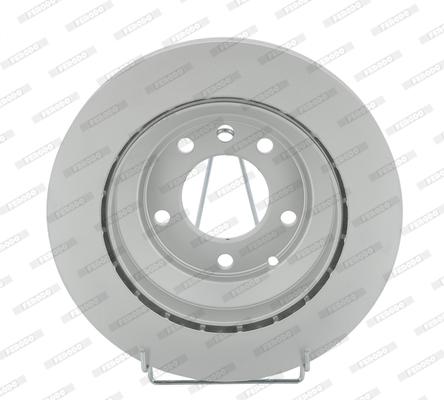 Disque de frein arriere FERODO DDF1580C (Jeu de 2)