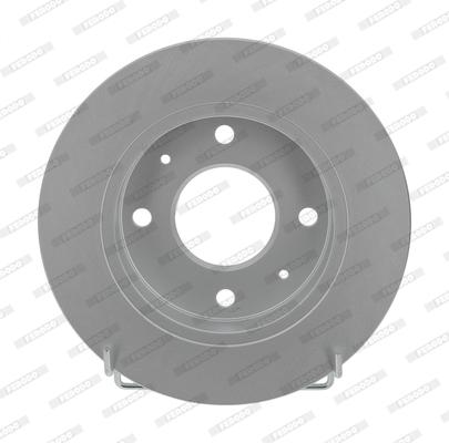 Disque de frein arriere FERODO DDF1622C (Jeu de 2)
