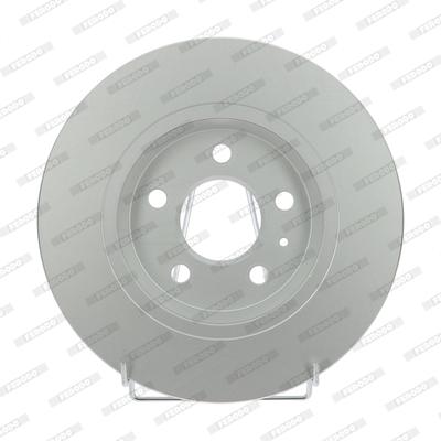 Disque de frein arriere FERODO DDF1666C (Jeu de 2)
