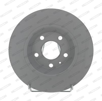 Disque de frein arriere FERODO DDF1889C (Jeu de 2)