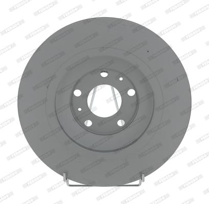 Disque de frein arriere FERODO DDF1935C (Jeu de 2)