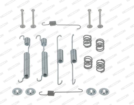 Kit de montage machoires de frein FERODO FBA251 (X1)