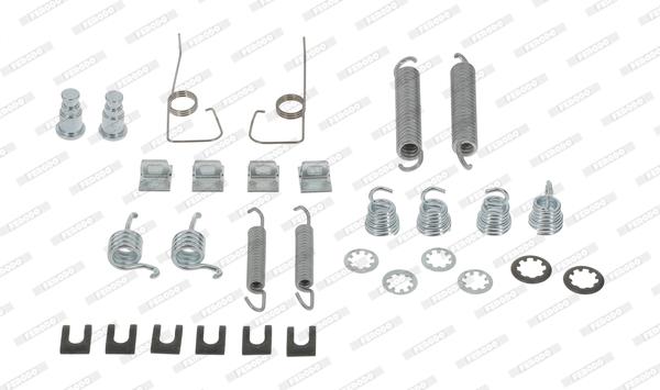 Kit de montage machoires de frein FERODO FBA41 (X1)